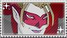 Vamdemon/Myotismon Stamp by Nikieu