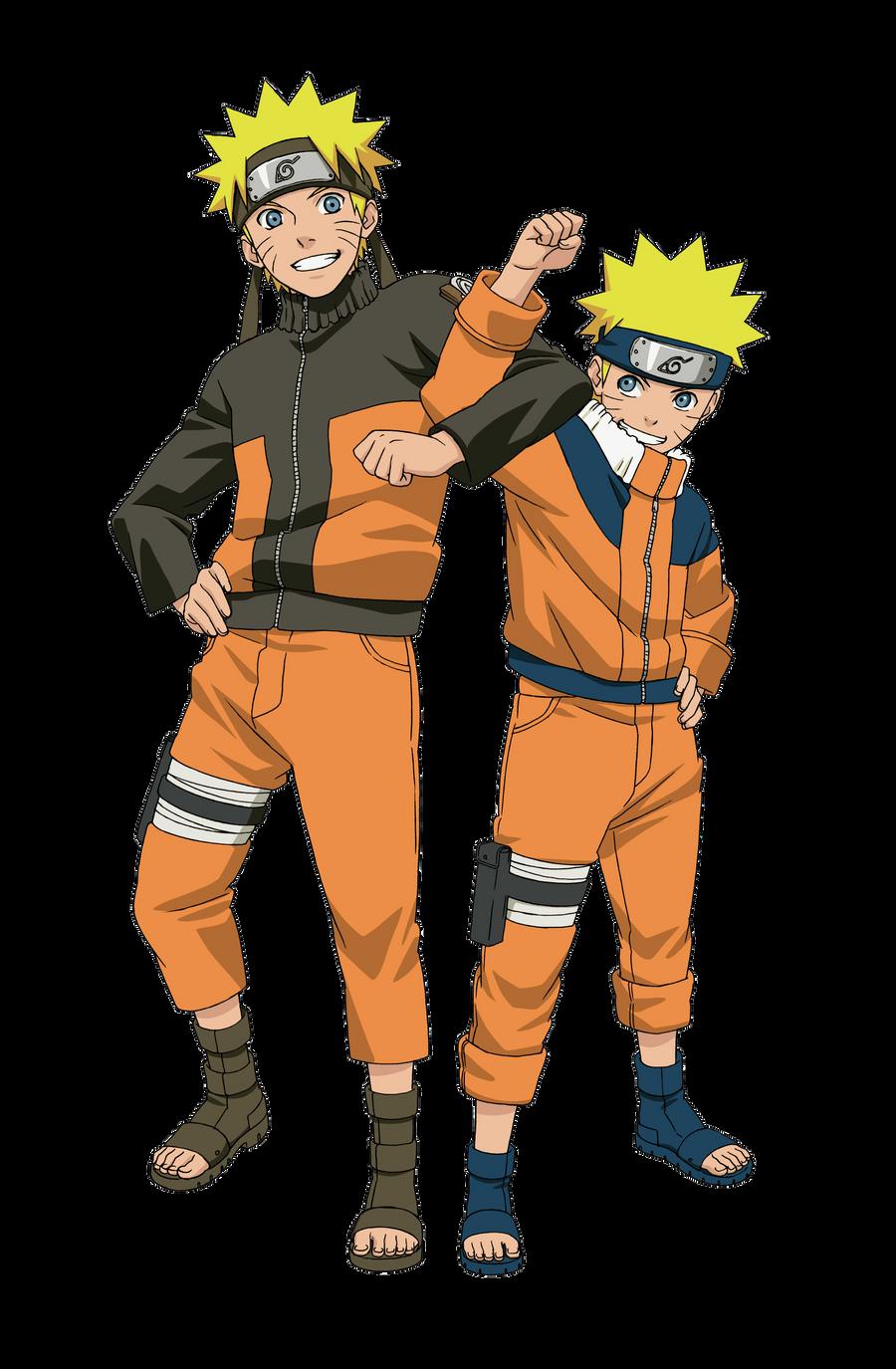 UNS GEN: Naruto Render by xUzumaki