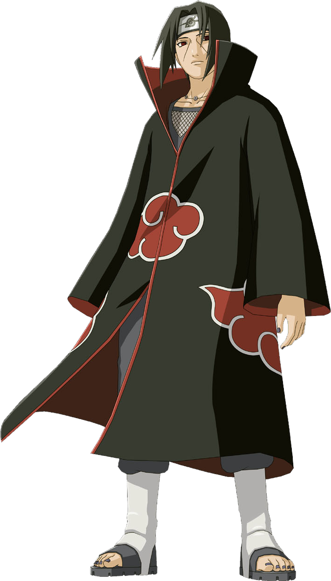 Itachi Uchiha Render by xUzumaki on DeviantArt
