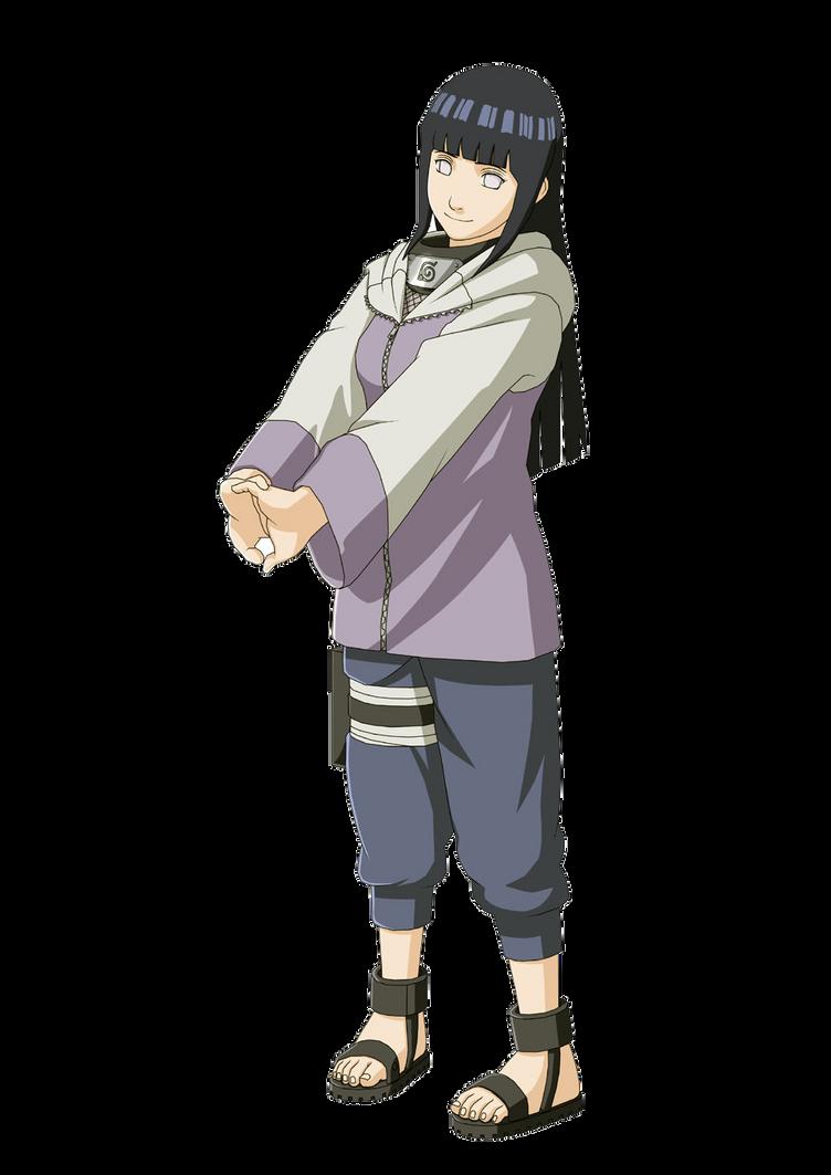Hinata Hyuga Render by xUzumaki