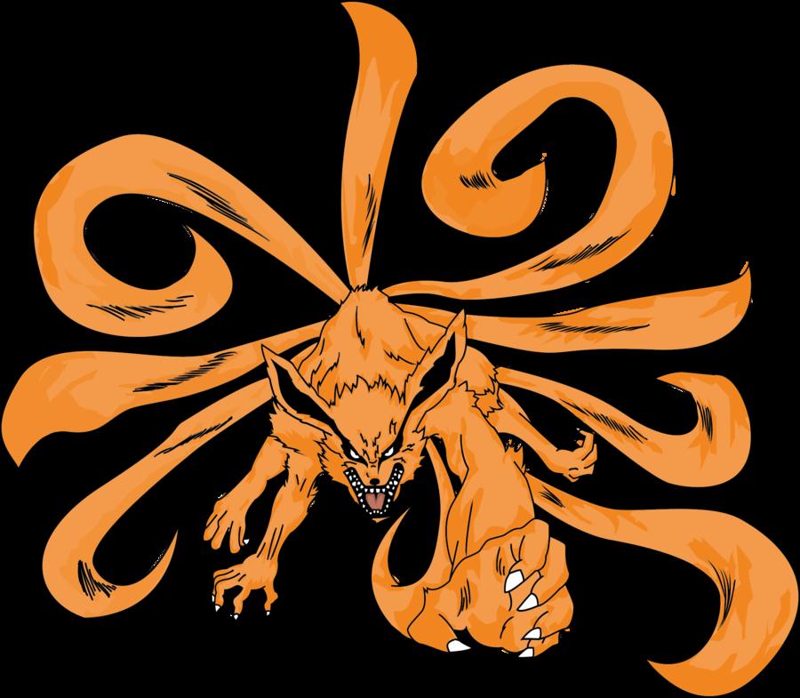 Naruto 9 Schwänziger Fuchs