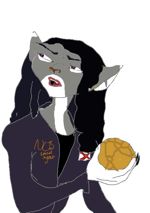 Specil agent Minerva Genniveve Becard by VoyagetoDiscover2013