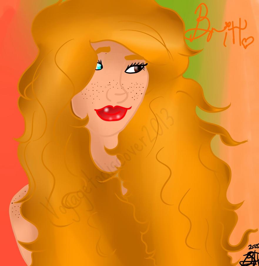 Britt finally finalized by VoyagetoDiscover2013