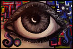 Eyeness