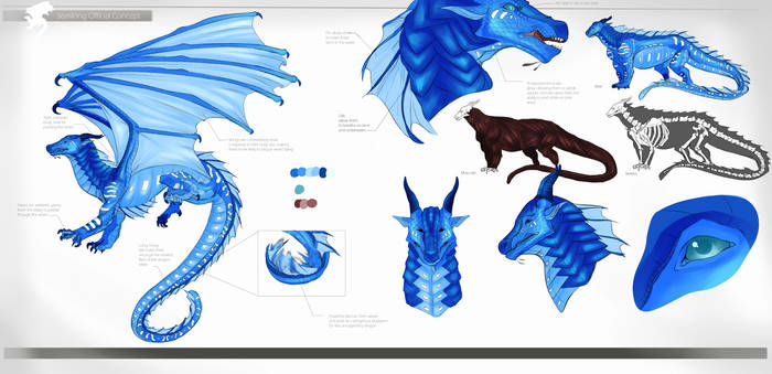 Revised SeaWing concept