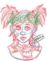Flowercrown Gaige by jessalia