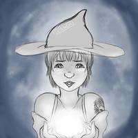 {Prize} Witch by jessalia