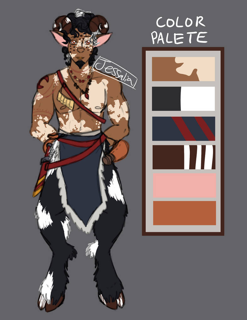 Male saytr adopt {OPEN}