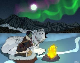 {COM} Artic nights