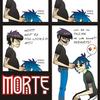 2D MURDOC- Shoe Shine Boy. by morte-forte