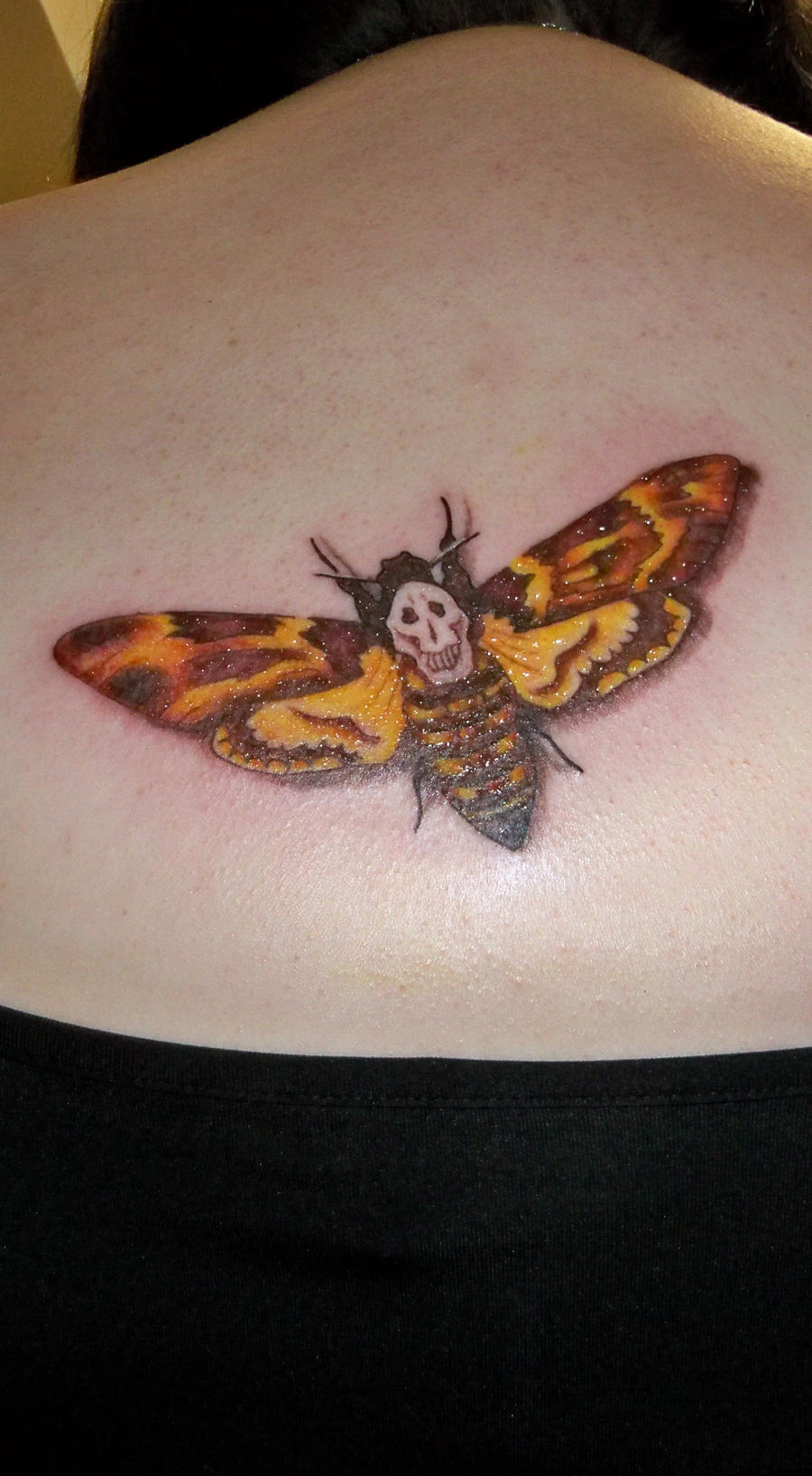 Silence of the Lambs Tattoo by TearInTheOcean on DeviantArt