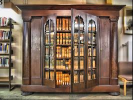 Library by elliothunter