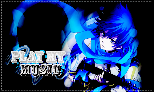 DreamTexture: Play my music by 04Kitsu08