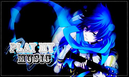 DreamTexture: Play my music by 04Kitsu08