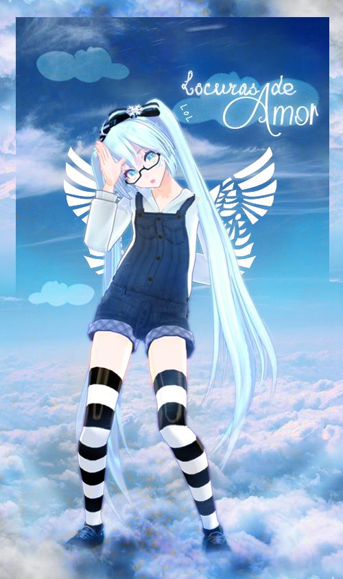 Snow Miku 2010/2011: Locura de Amor by 04Kitsu08