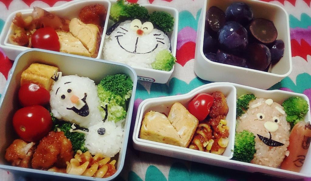 luck box (kyaraben) by asuka-s-k-m
