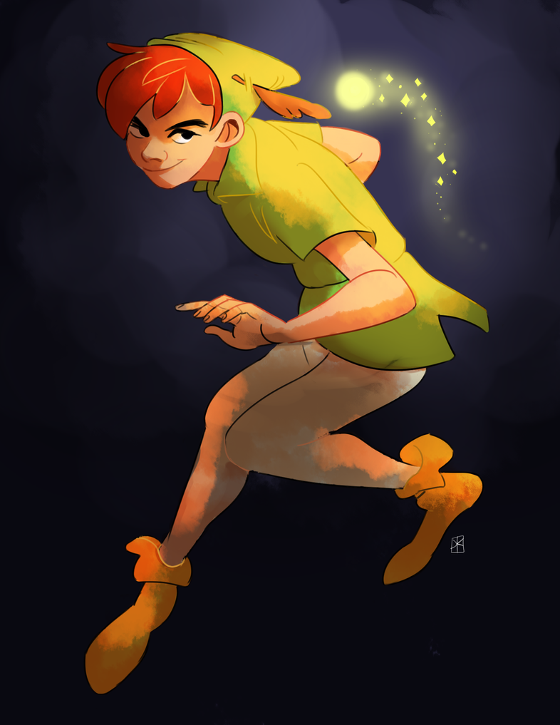 Fairy Boy by some-hipster