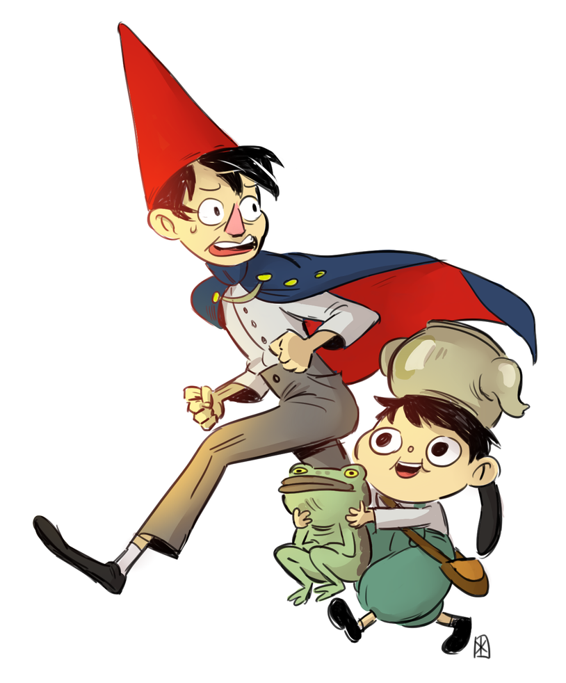 Dunce And Kettle by some-hipster