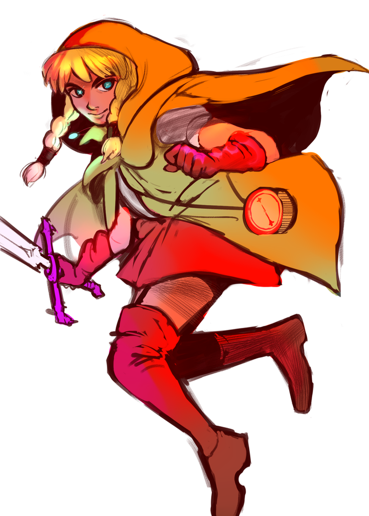 LINKLE by some-hipster
