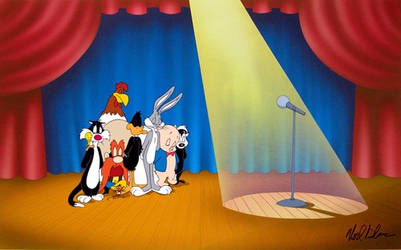 The Voice Of Looney Tunes