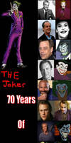 70 Years of Laughter by 187NotGuilty
