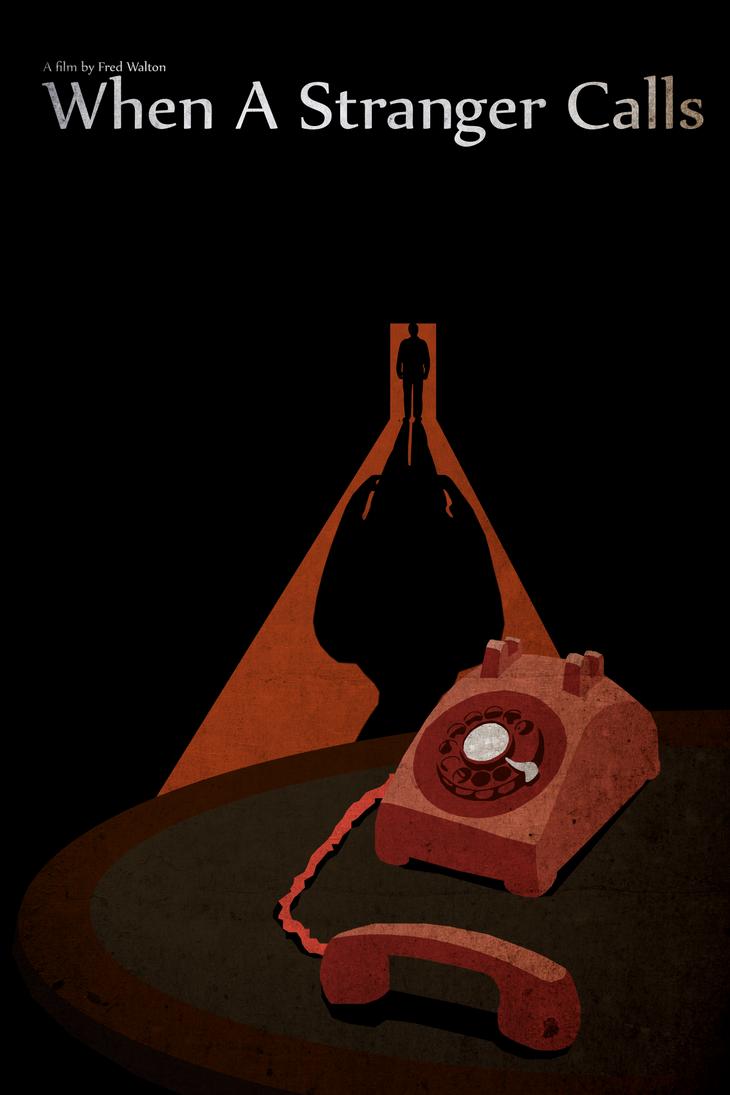 When A Stranger Calls Poster By Twosaxy On Deviantart