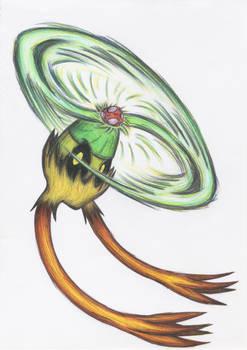 Fakemon 002 - Sproutdew