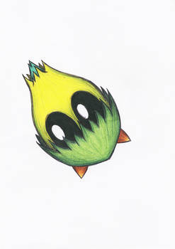 Fakemon 001 - Droseed