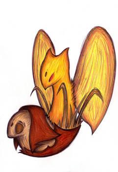Fakemon - Shedrupt