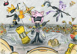 SoniC:Automata - Glory to Mobiankind by Hyper-Shan