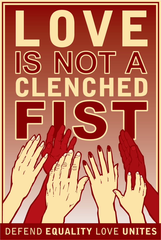 No Fists by Memnalar