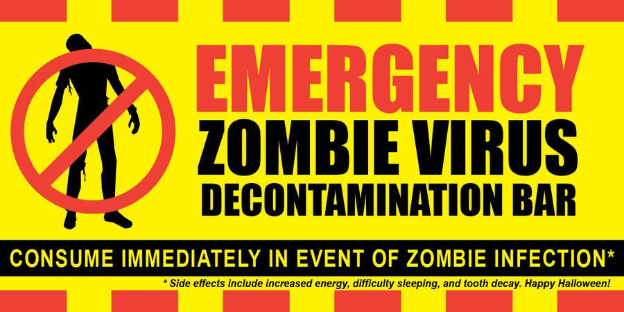 Zombie Decontamination Bar by Memnalar on DeviantArt