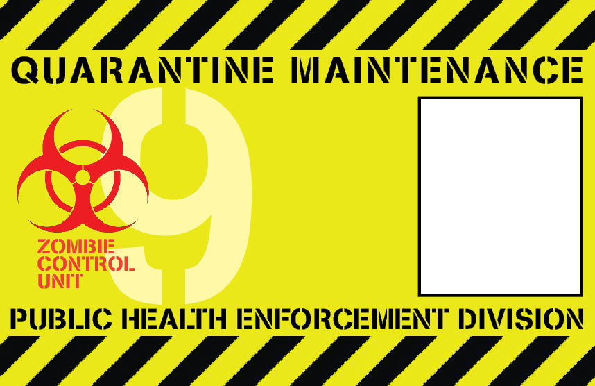 Zombie Quarantine devID by Memnalar