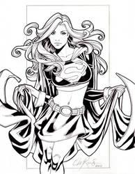 Supergirl 2010 by TyRomsa