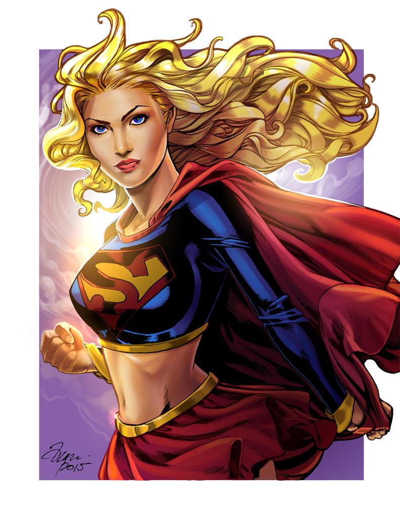supergirl drawings comic - photo #22