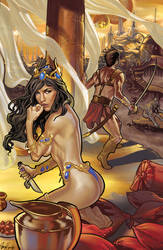Dejah Thoris by TyRomsa