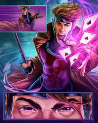 Gambit by TyRomsa
