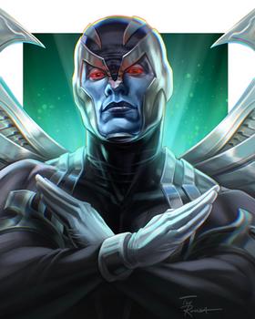 X-Men's Archangel