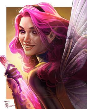 X-Men's Pixie