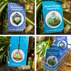 Botw terrarium collection