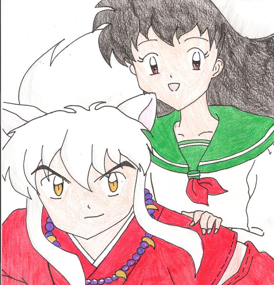 100 Ideas To Try About Inuyasha: InuYasha And Kagome By PandoraLuv On DeviantArt