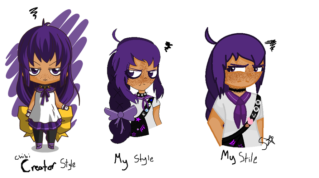 Purple by SttarrDays10