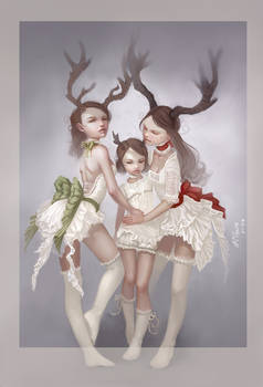 Christmas Ghosts