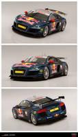 Audi R8 GTR Studio