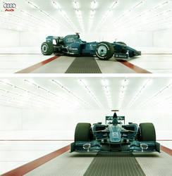 Audi F1 2009 Concept