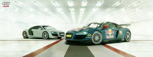 Audi R8 GTR 2009