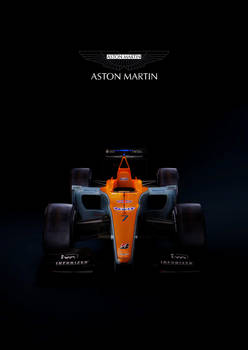 Prodrive Aston Martin F1 2010