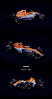 Prodrive Aston Martin F1