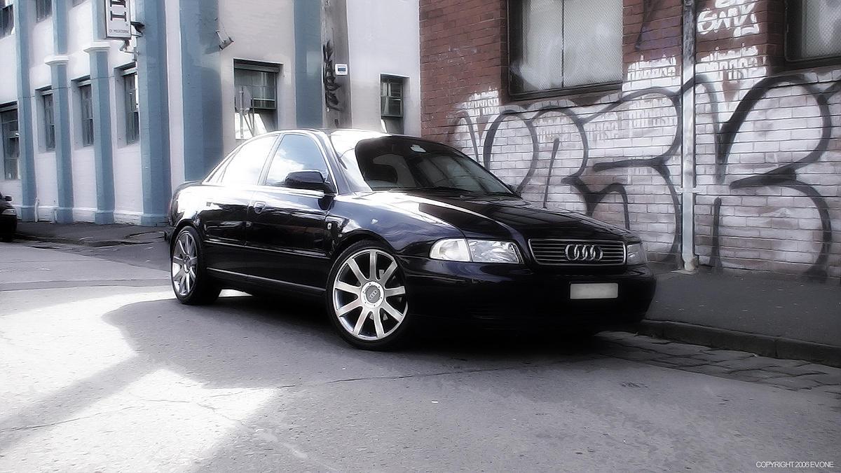 Audi A4 B5 by ev-one on DeviantArt