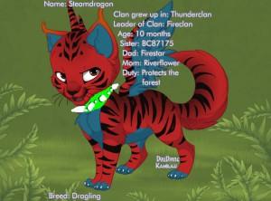 SteamdragonAJ's Profile Picture